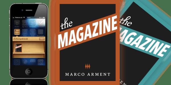 The Magazine – Vom iOS-Programmierer zum Chefredakteur