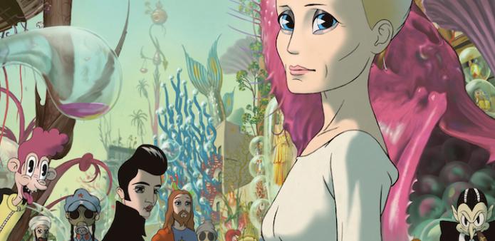 """""""The Congress"""" – Ein Traum zwischen Comicwelt & Realfilm"""