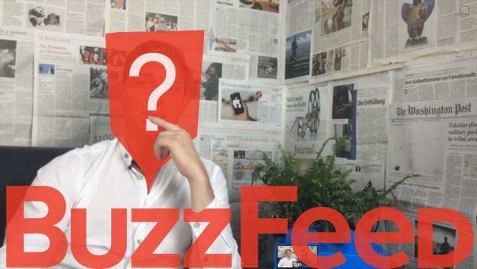 BuzzFeed sagt mir wer ich bin