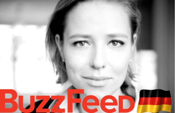 Juliane Leopold wird Chefredakteurin bei BuzzFeed Deutschland