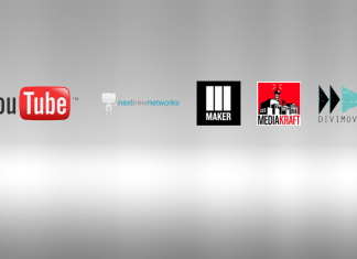 Entwicklung YouTube Netzwerke
