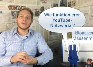 s vs Massenmedien & Youtube Netzwerkeblogsundytnetzwerke