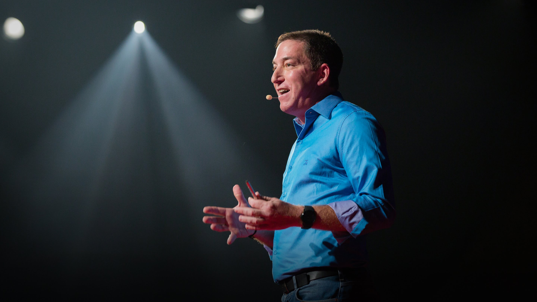 Privatsphäre Glenn Greenwald