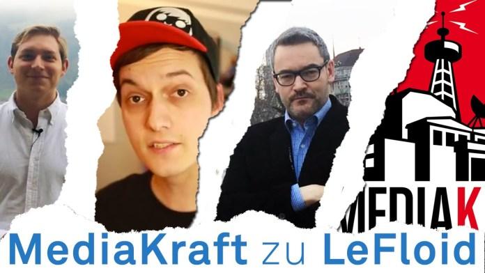 Das Aus von LeFloid bei Mediakraft- Interview mit Christoph Krachten