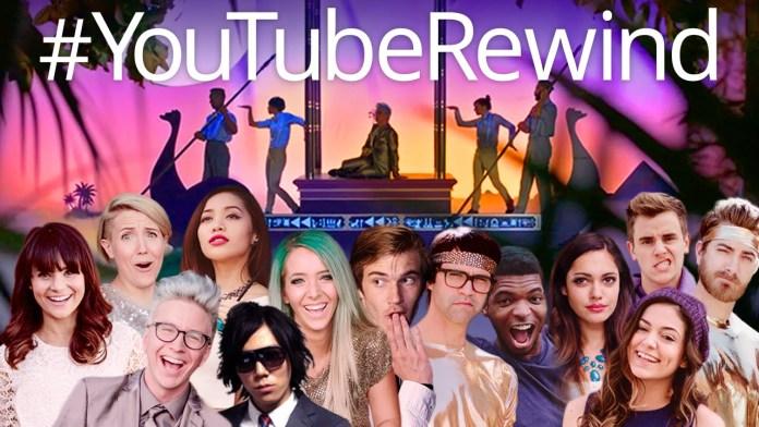 YouTube Rewind 2014 – Mit vielen deutschen YouTubern