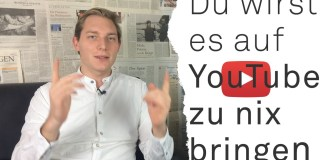 YouTube Karriere