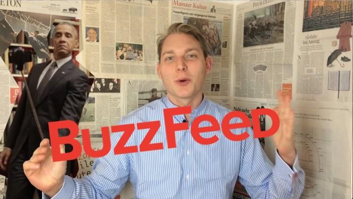 Wie BuzzFeed Journalisten in eine neue Rolle zwingt