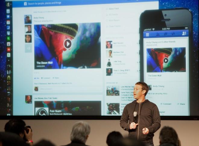 Zuckerbergs Traum von Facebook als perfekte personalisierte Zeitung