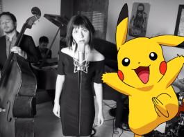 Pokemon Theme Jazz Cover