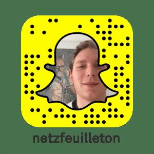 Link Snapchat netzfeuilleton