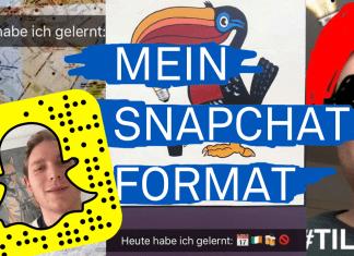 Snapchat Format