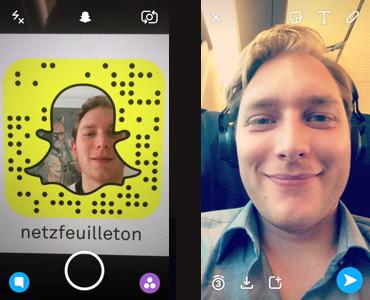 Snapchat Update: Neue Snapchat Icons