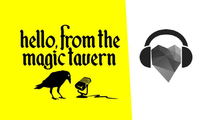Podcast: Ein Hallo aus einer magischen Taverne