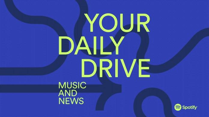 Tschüss Radio: Spotify mixt automatische Playlist mit Musik und News