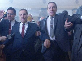 the irishman im kino