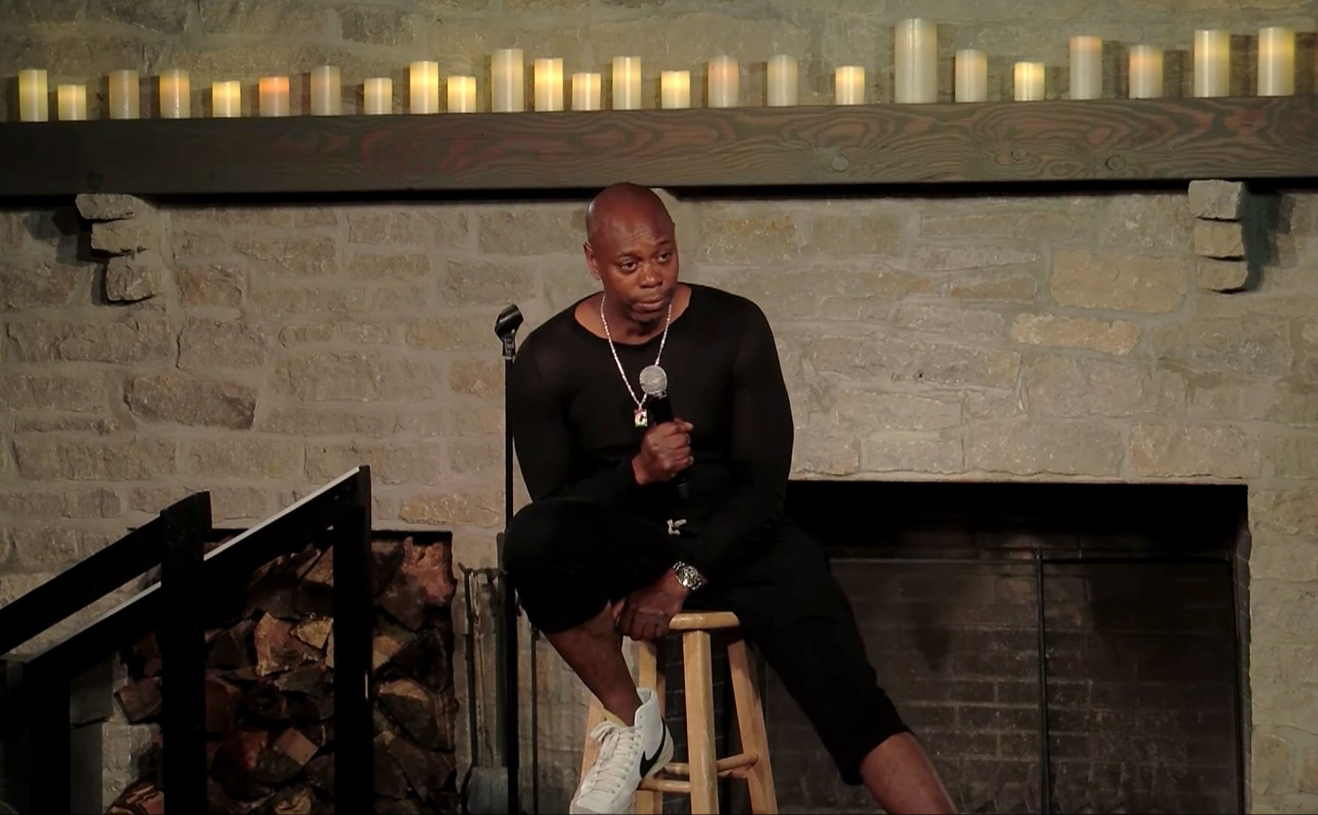 YouTube Trends 2020 Dave Chapelle