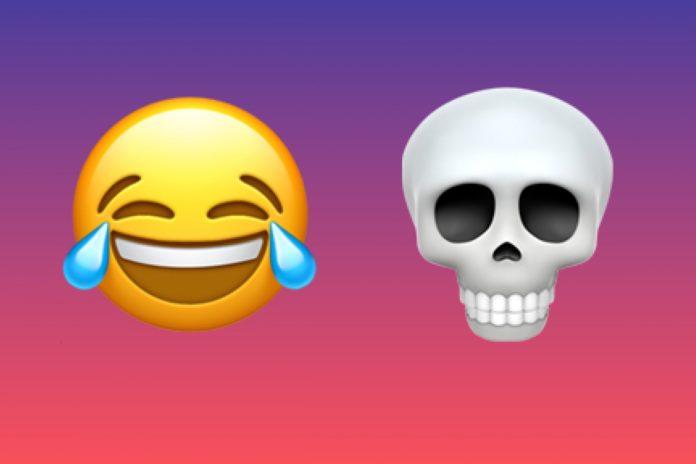 Hör auf das Boomer Emoji zu verwenden