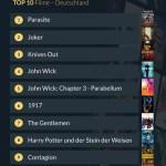 Streaming Top 10 Deutschland