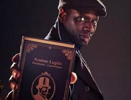 Neflix Lupin Buch