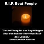 #RIP Boat People – Massenmord im Mittelmeer