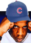 jay-z cubs fan hat tribune