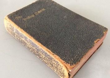 Dietrich Bonhoeffers Bibel