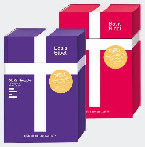 Die Basis-Bibel – ist jetzt da!