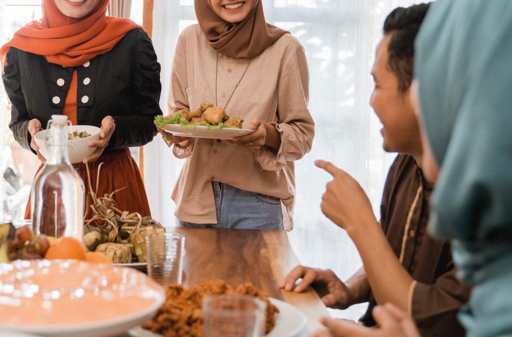 Einladung zum Fastenbrechen im Ramadan