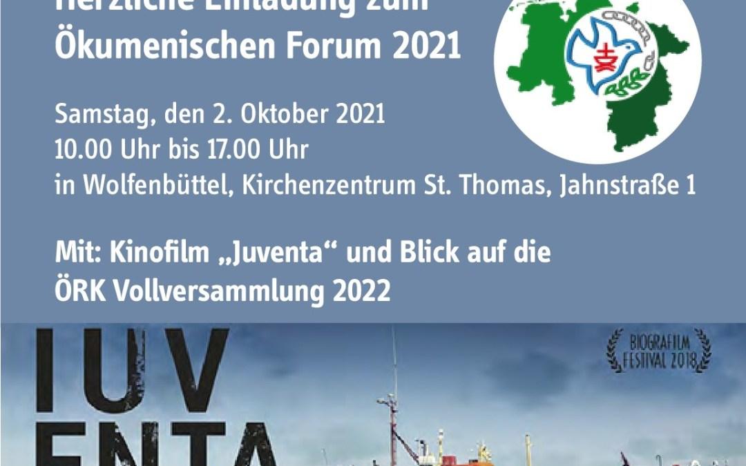 Ökumenisches Forum 2021