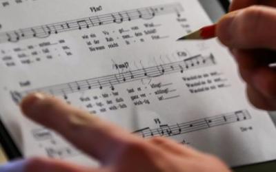 Zwischenruf: Neues Lied und Bibel