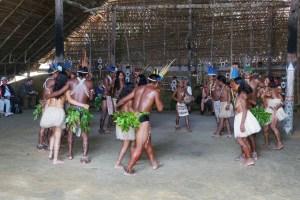 Amazonas-Indianer