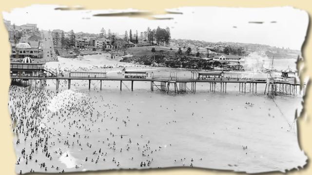 Die Coogee Pier, Sydney