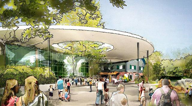 Kölner Zoo neu aufgestellt