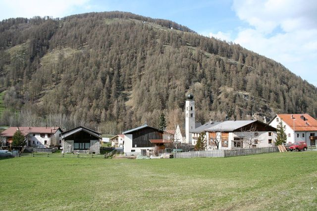 Dorfkirche Valchava