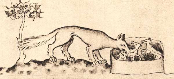 Wolf Mittelalter Buch