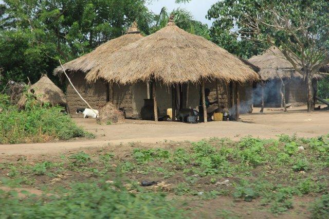 In solchen Dörfern lebt der Kakundakari sicher nicht