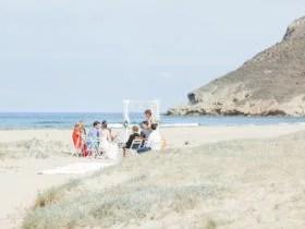 Strandhochzeit in Andalusien