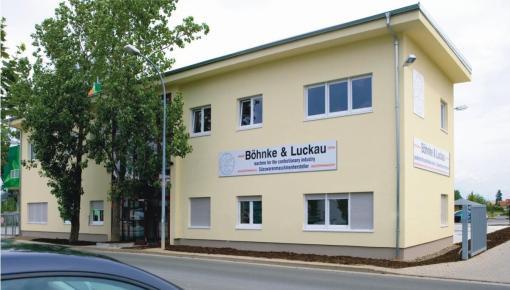 Böhnke & Luckau, Wernigerode