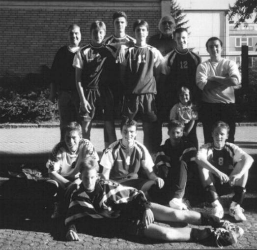 B-Jugend 1998/99