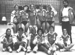Damen 1 1994/95