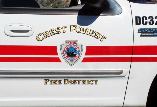 fire utility truck lettering