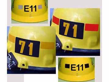 Helmet Tabs