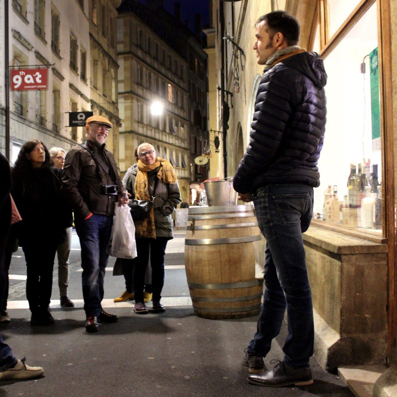 Parcours commenté Arty show Neuchâtel 2019 / Le French Paradoxe