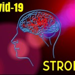 Stroke Risk of Covid-19 Patients may Depend on Certain Conditions