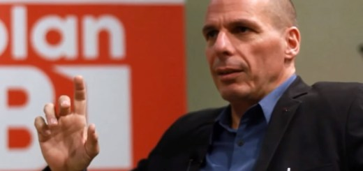 Yanis Varoufakis ist Initiator der Bewegung DiEM25.