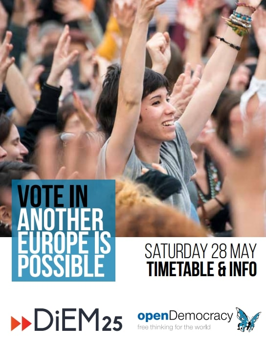 Another Europe Is Possible. Open Democracy.
