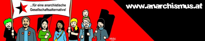 Logo Anarchia Versand Wien www.anarchismus.at