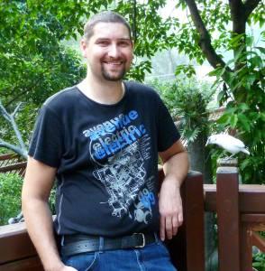 Benjamin Garherr ist das Gesicht hinter dem Facebook-Blog Gegen den Strom