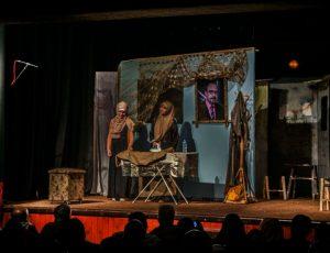 Theater im Gazastreifen 03