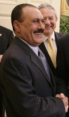 Ali Abdullah Salih 2005.